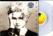MADONNA (DEBUT) - 2019 LIMITED CRYSTAL CLEAR VINYL LP